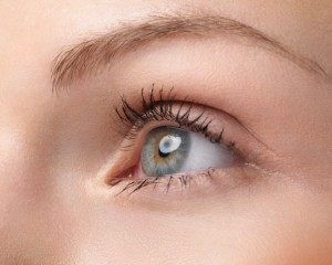 Closeup of a young woman's eye --- Image by © Oleksiy Maksymenko/All Canada Photos/Corbis