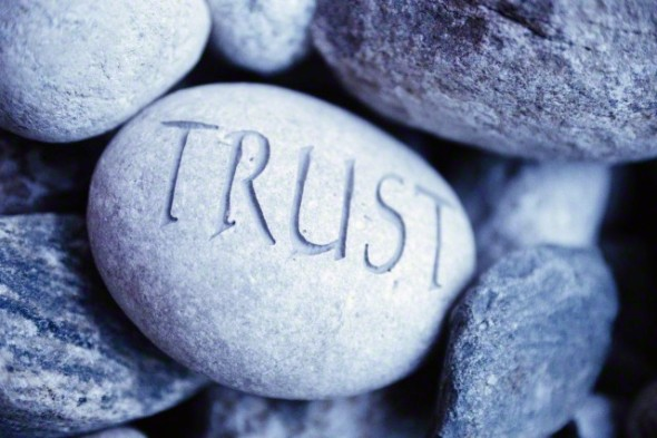 Trust Written on Stone